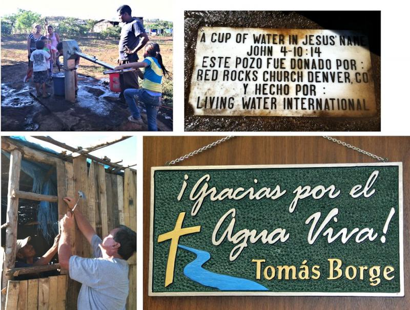 Nicaragua Missions Voice of Hope Ministries Christ loving serving people