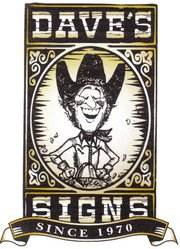Dave's Signs GR8Info4U Hand Carved Signs