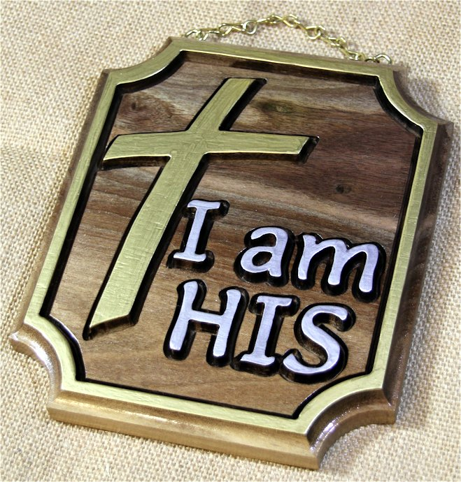 """I Am His"" A Celebration of Life in Christ.  Freedom from addiction, restoration"